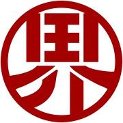 界咖啡的logo