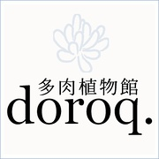 dorop多肉植物馆的logo