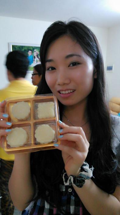 """技客区_做""""鈡意""""月饼,迎""""幸福""""中秋----教你制做""""冰皮月饼"""""""