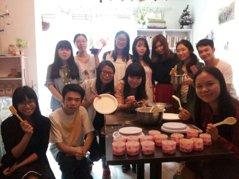 技客区_【技客荟|烘焙回顾】点点教大家做玛芬蛋糕