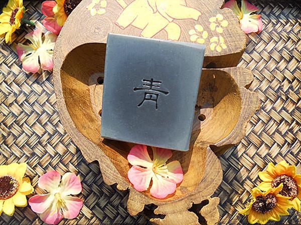 技客区_DIY 自制手工冷制皂(薰衣草青黛皂)